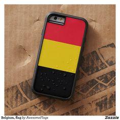 Belgium, flag tough xtreme iPhone 6 case