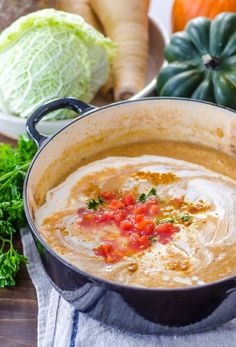 Soup — it's the easiest way to warm up your kitchen on a cold day and to feed yourself and your family in one delicious and healthy bowl. But you don't need a recipe to make soup, especially if you have a clutch of miscellaneous vegetables hanging out in your crisper. Nearly any vegetable can be turned into soup with a little time and effort. If you are craving soup and you have vegetables and broth in your cupboard, you're all set. Here's a step-by-step guide to transforming nearly any…