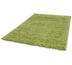 Zelený koberec s vysokým vlasem: odolný vůči UV záření