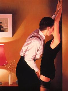 Jack Vettriano - Game On