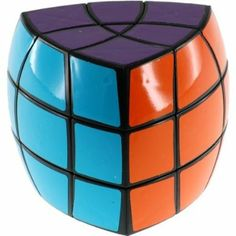MF8 Standard 3 Layer Pentahedron Puzzle - Black Body (difficulty 8 of 10)