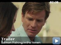 Salmon Fishing in the Yemen...such a sweet feel good movie. Leaves you smiling 8 )