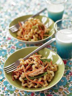 Parenting.com   Yummy Pasta Salads