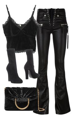 """""""Untitled #10292"""" by katgorostiza ❤ liked on Polyvore featuring Unravel, Emporio Armani and STELLA McCARTNEY"""