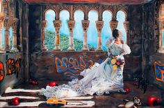 HOME PORTFOLIO | Art of Caroline Af Ugglas Oil Painting On Canvas, Oil Paintings, Prints, Mixed Media, Art, Art Background, Kunst, Printed, Mixed Media Art
