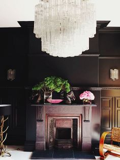 {décor inspiration | places : 47 park avenue, london} by {this is glamorous}, via Flickr