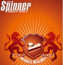 De omslag van de Spinner van september 2012, het clubblad van de NFV