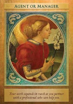 1/19/16-   Oracle Card Agent or Manager | Doreen Virtue | official Angel Therapy Web site