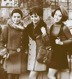 vintage Korean women