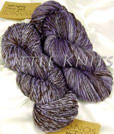 Manos Wool Clasica Naturals - Deep Lavender