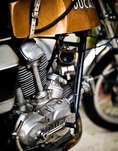 Pipeburn - Purveyors of Classic Motorcycles, Cafe Racers & Custom motorbikes Ducati Bavarian Café BMW LSB Ducati 750, Ducati Motorbike, Ducati Desmo, Triumph Motorcycles, Cool Motorcycles, Vintage Motorcycles, European Motorcycles, Scooters, Ducati Custom