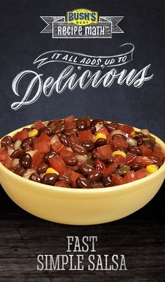 Best Bushs Black Bean Fiesta Grillin Beans Recipe on Pinterest