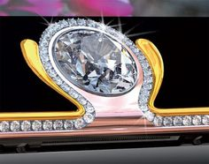 iPhone 3G Kings Button- 4th most expensive mobile phones in the world,