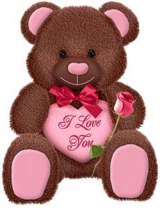 Bed of Roses I Love You Images, L Love You, My Love, Site Russe, Emoticon, Emoji, Bed Of Roses, Minions, Teddy Bear Images