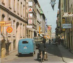 Göteborg. Magasinsgatan 1955