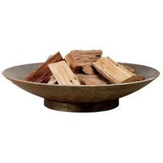 Angelina Fire Pits by Robert Plumb are available in medium and large sizes.  Constructed out of 12mm mild steel. Instant outdoor fires for the cooler months. Can also be used as low rustic planters.