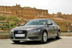 From now on, Audi A6 will only be available with diesel engines. However, Audi India will sell a more powerful S6 model, which will be petrol powered.