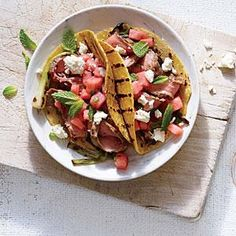As versatile as they are delicious, our favorite watermelon recipes will be the summer treat you've been looking for.