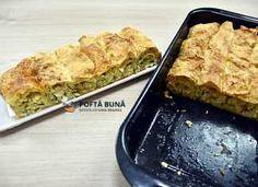 Placinta sarata cu branza si ceapa verde, cu foi de lavas Banana Bread, French Toast, Breakfast, Desserts, Food, Mai, Youtube, Green, Sweets