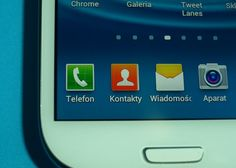 cool Galaxy S III - test