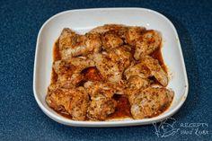 Kuřecí křídla na pivě - příprava na pečení Chicken Wings, Tasty, Meat, Food, Essen, Meals, Yemek, Eten, Buffalo Wings