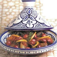 Tajine  - Maroc Désert Expérience tours http://www.marocdesertexperience.com