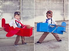 Roundup: 12 Cool DIY Cardboard Playhouses and Toys for Kids