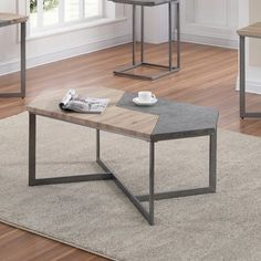 4 Piece Coffee Table, Tiled Coffee Table, Coffee Table Rectangle, Lift Top Coffee Table, Cool Coffee Tables, Cofee Tables, Living Room Designs, Living Spaces, Dark Grey Couches