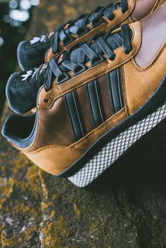 Barbour x adidas TS Runner