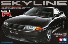 Nissan Skyline R32 GTR Model Car Kit