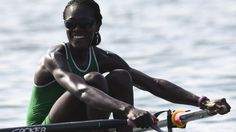Nigeria's Olympic rower Chierika Ukogu has an inspirational story - but without…