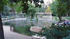 Parc Monceau...Paris