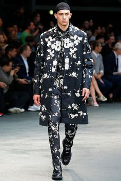 Givenchy, Menswear, Spring Summer, 2015