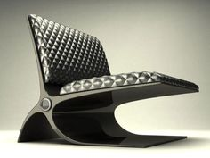 Aeron Tozier: Working Out the Design Language of Carbon Fiber