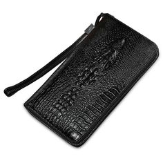 men urban fashion 2016 New Fashion Designer High Quality Large Capacity Genuine Leather Men Clutch Bag Men's Antitheft Wristlet Black Long Wallets * AliExpress Affiliate's buyable pin. Click the image to view the details on www.aliexpress.com