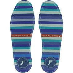 Footprint Kingfoam Stripes 10-10.5 Insole *** Want to know more, click on the image.