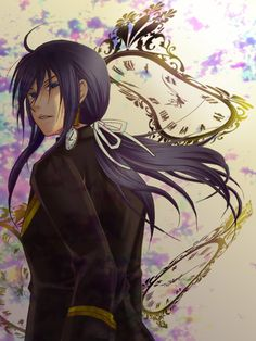 Julius Monrey from Alice in the Country of Hearts/Joker/the others