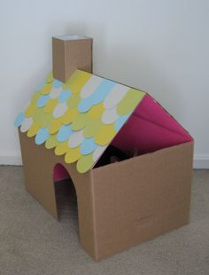 Cathouse2 « Fancy Seeing You Here · Cardboard Cat HouseCat ...