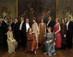 Downton Abbey has one final season left – season 5.. :(