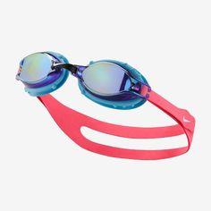 f13d1a250cd Nike Kids  Chrome Mirror Training Swim Goggle Grey Medium 02 - Water Sports