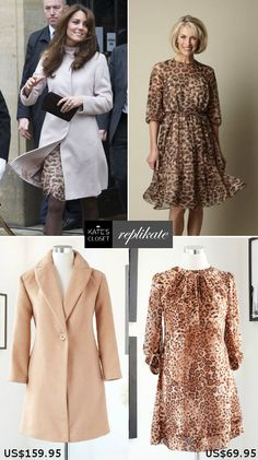 Kate Middleton Style. MaxMara repliKates