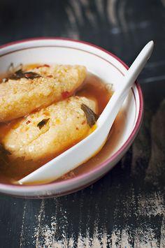 Cum sa faci cele mai fragede galusti intr-o supa de rosii: mum wisdom.