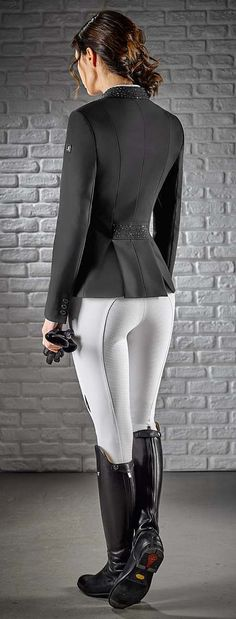 Gioia Show Jacket Equiline Gioia Show Jacket, i want these pants for hiking. Put them under the skirt. :)Equiline Gioia Show Jacket, i want these pants for hiking. Put them under the skirt. Horse Riding Clothes, Riding Hats, Riding Gear, Horse Riding Boots, Cowgirl Boots, Western Boots, Horse Riding Fashion, Horse Riding Jackets, Horse Fashion