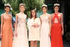 299522f55 Te presentamos los vestidos largos para fiestas verano 2016 de la coleccion  de Pia Carregal. En esta coleccion podemos encontrar vestidos para fiesta  ...
