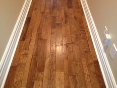 Hand-scraped Wood Floor Gallery - Custom Floors & More | Wood & Tile floors for Belleville, Shiloh, O'Fallon, Collinsville, Swansea and Fairview Heights, Illinois