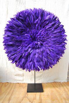 Preorder Authentic Juju Hat Purple, Cameroon                                                                                                                                                                                 Plus