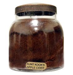 A Cheerful Giver 'Aunt Kook's Apple Cider' 34oz. Papa Jar Candle at BonTon