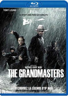THE GRANDMASTER [Hong Kong, The story of the martial arts master (Tony Leung Chiu Wai) who taught the Wing Chun style of kung fu to Bruce Lee. Ip Man, Bruce Lee, Song Hye Kyo, Site Pour Film, Image Internet, Kung Fu Movies, Gemini, Movies Free, Poster