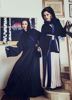 Al Dukan abaya, 2013 collection