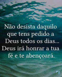 Frases De Fé E Confiança God God God Jesus E Frases